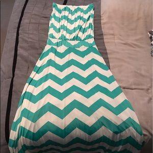Dresses & Skirts - Chevron Maxi